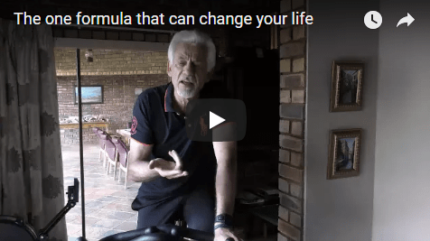 [Day 01] The One Formula That Can Change Your Life