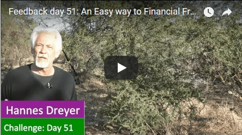 [Day 51] An Easy Way To Financial Freedom
