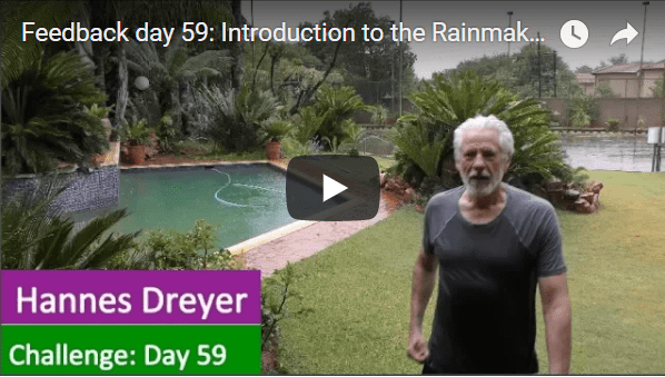 [Day 59] Introduction To The Rainmaker Skill