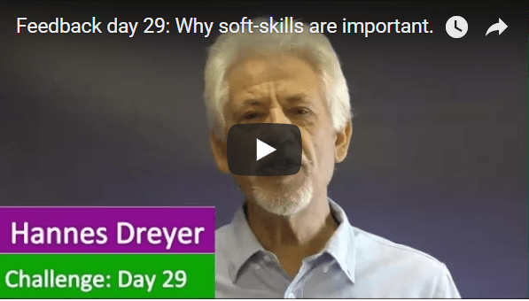 [Day 29] Why Soft-Skills Are Important.
