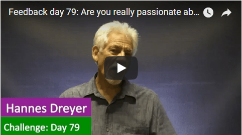 [Day 79] Are You Really Passionate About Financial Freedom?