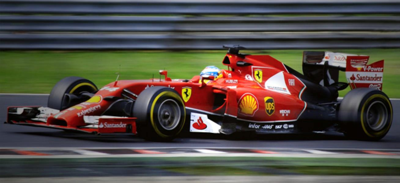 Property Is Like Driving A Formula 1 Racing Car