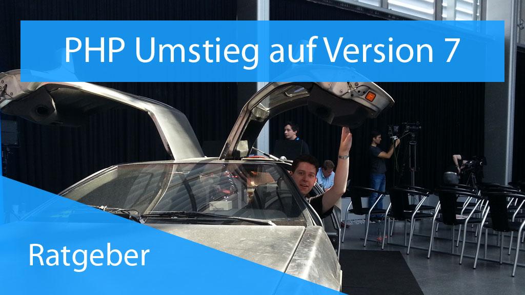 Stefan Juhnke   Zurück in die Zukunft   PHP Umstieg