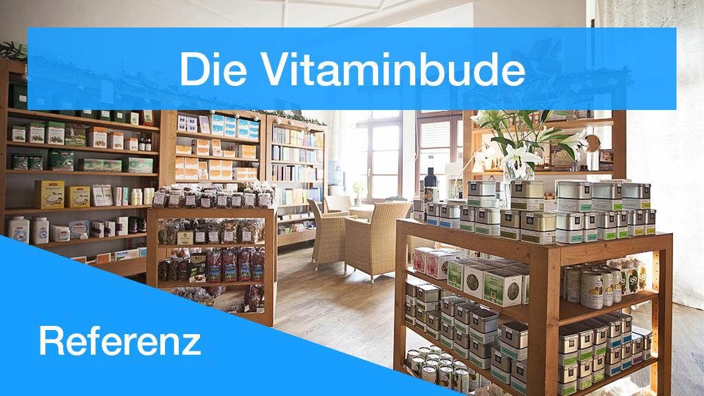 Vorstellung der Vitaminbude aus München
