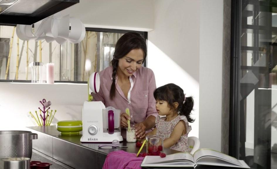 Mixeur cuiseur pour bébé