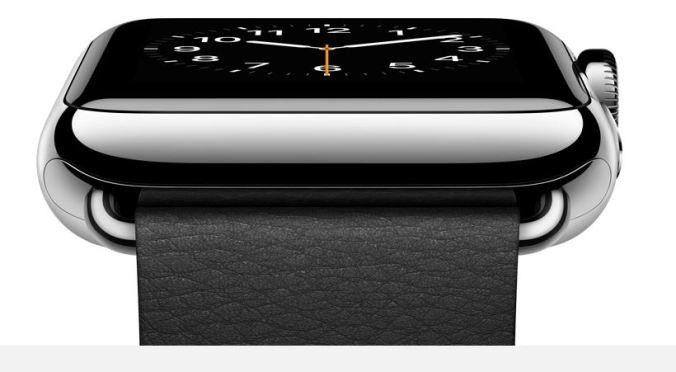 Apple Watch Horlogerie