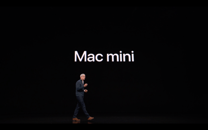Apple Special Event - Mac Mini