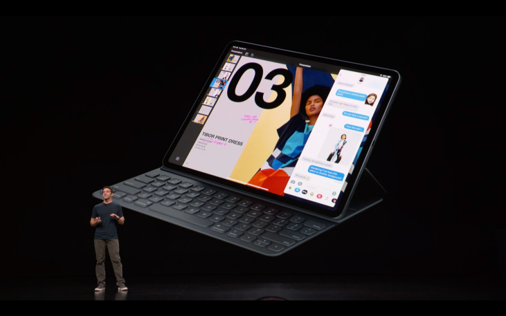 Apple Special Event - Smart Keyboard Folio - Preview