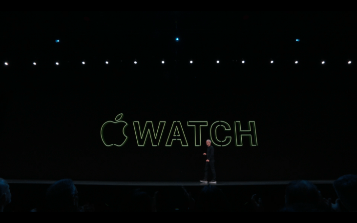 WWDC19 - watchOS - Apple Watch Logo