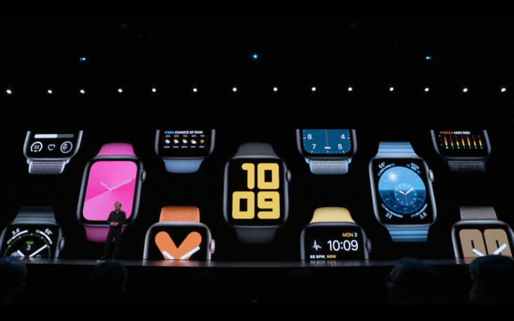WWDC19 - watchOS - Watch Faces