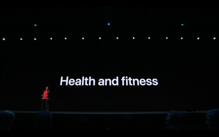 WWDC19 - watchOS - Health and fitness
