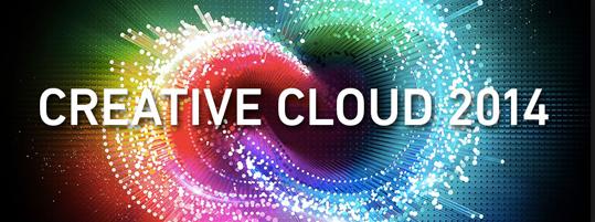 adobe cretive cloud 2014 banner