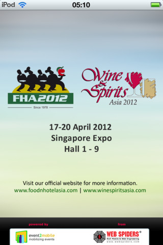 How Food&HotelAsia(FHA) And Wine&SpiritsAsia(WSA) Is Utilizing Event2Mobile