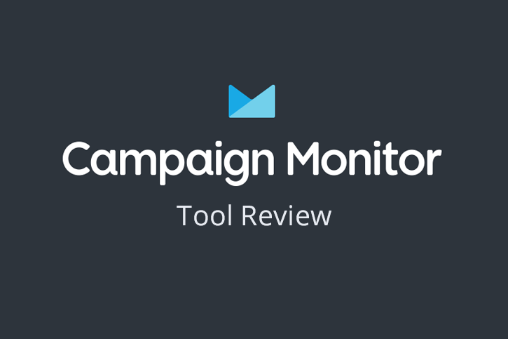 Digital Marketing Tool Review – Campaign Monitor