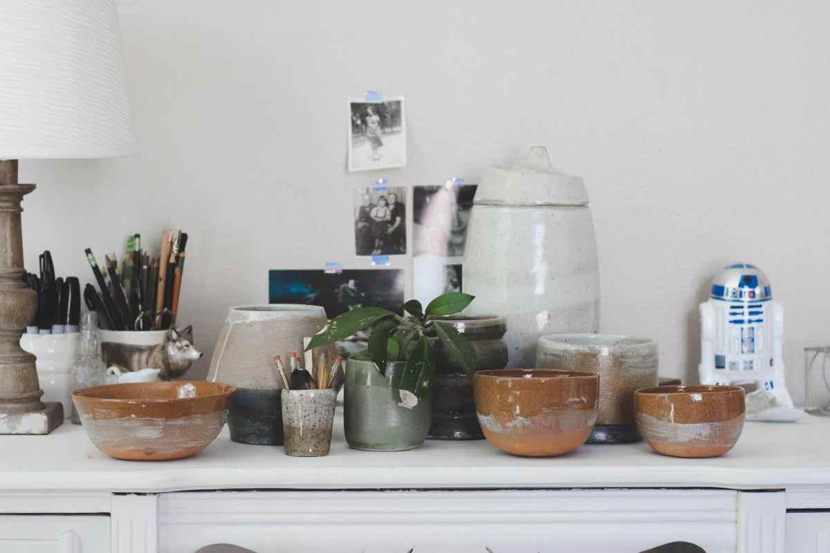 poterie et céramique