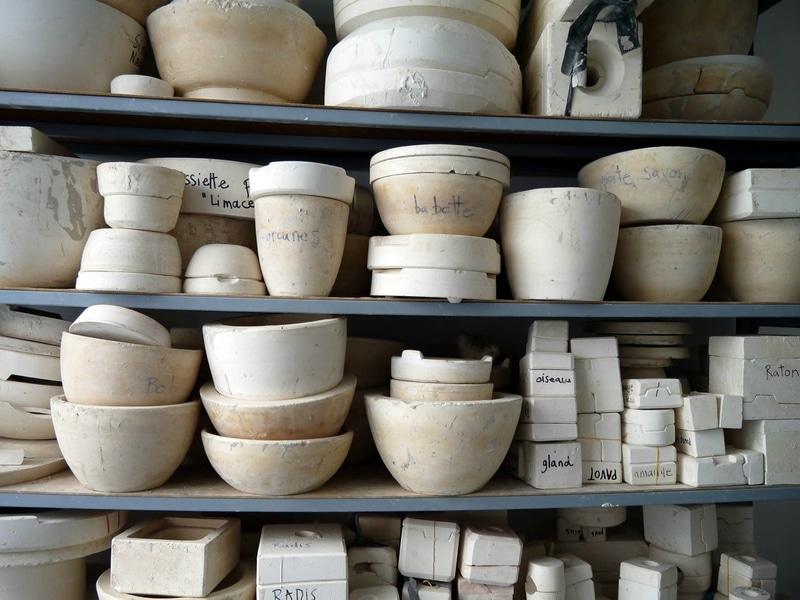 artisan poterie