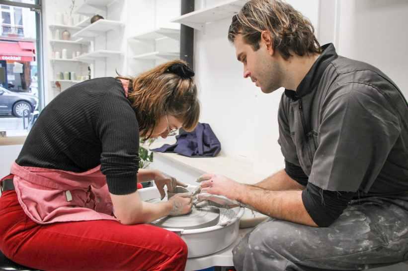 artisan céramiste