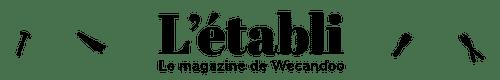Logo L'établi, le magazine de Wecandoo