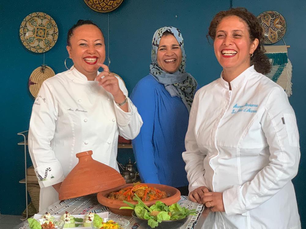 Cours de cuisine en ligne pour réaliser une recette cuisine du monde