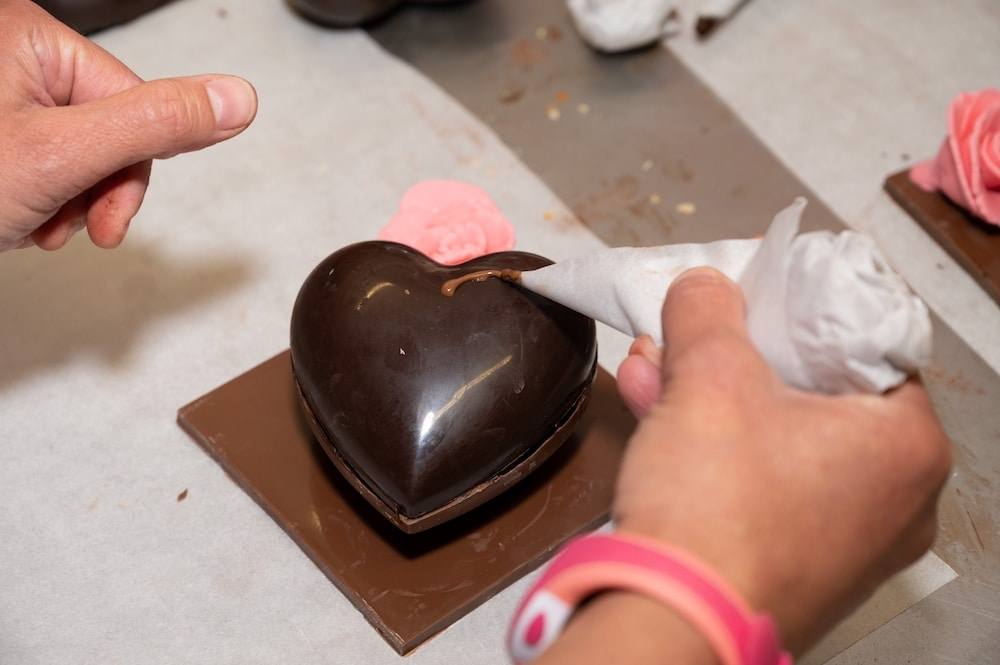 Idées cadeaux fait main Saint Valentin : activité gourmande