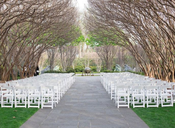 Image of Dallas Arboretum and Botanical Gardens, Wedding Venue
