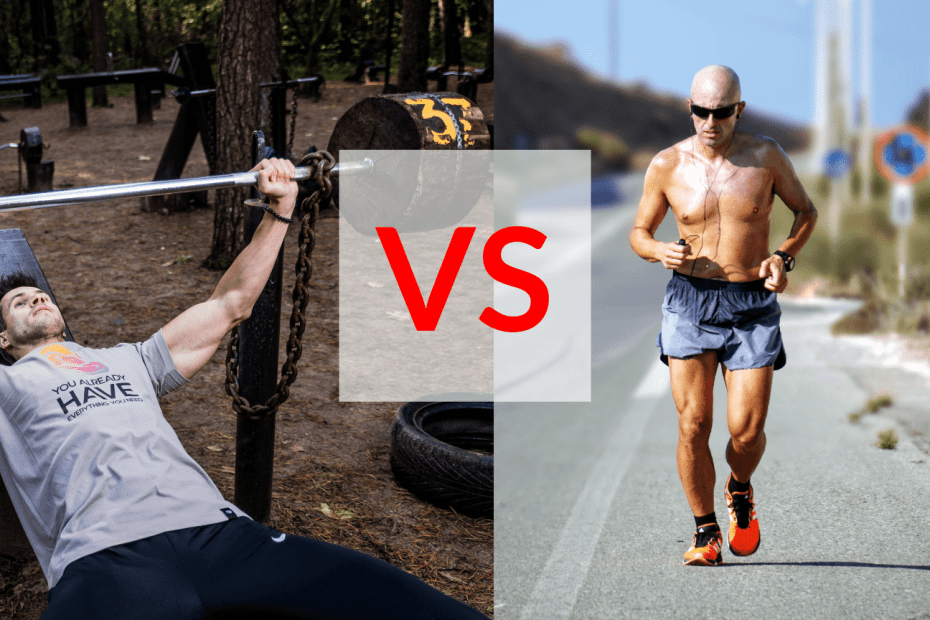 Weight Lifting Versus Cardio