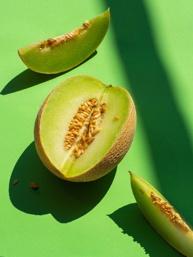 Cantaloupe as best fruit for weight loss