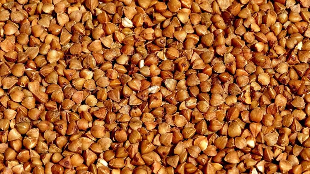 buckwheat to make flour