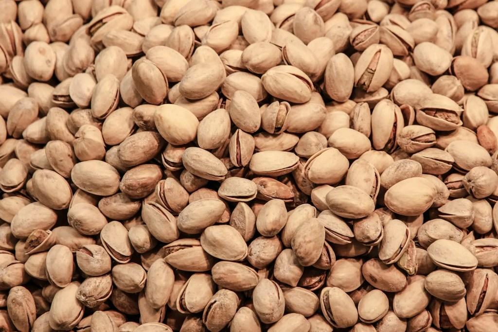 pistachios to make flour