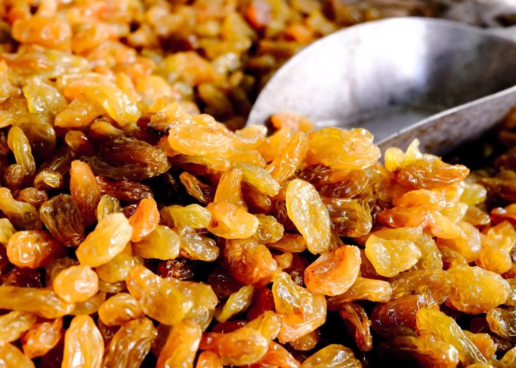 raisins vs grapes for weight loss