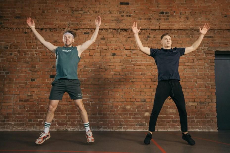17 Benefits Of Doing Jumping Jacks
