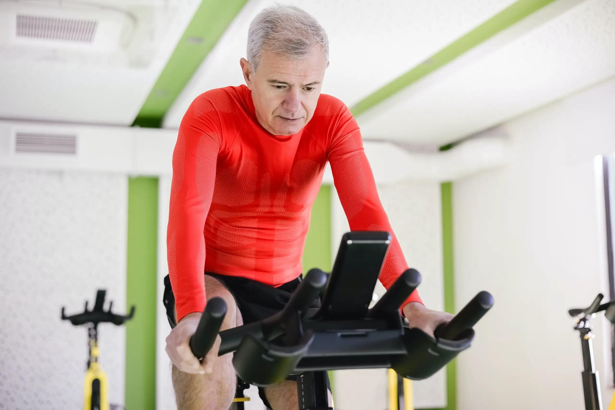 How Many Calories Does A Stationary Bike Burn?