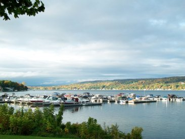 New York wine country: Sips and scenery in the Finger Lakes