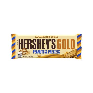 Hershey's Gold: Candy company offers 1st new bar since 1995