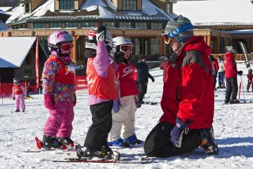 Learning to ski: How do you know when your child is ready?