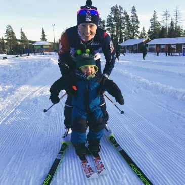 Olympians balance parenthood with chasing career goals