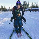 Olympians balance parenthood with chasing career goals