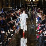 No-fur Stella McCartney fuses men's, women's styles in Paris