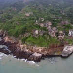 Explore an abandoned Chinese village now engulfed by nature