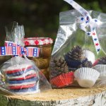 WHICHCRAFT: Festive DIY fire starters for July 4th s'mores