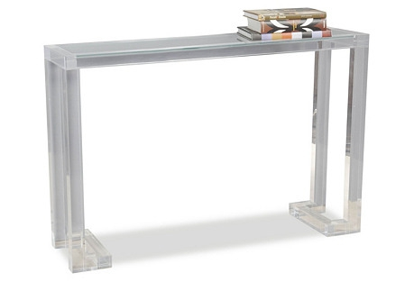 Acrylic-Console-Table-One-kings-lane-lucite
