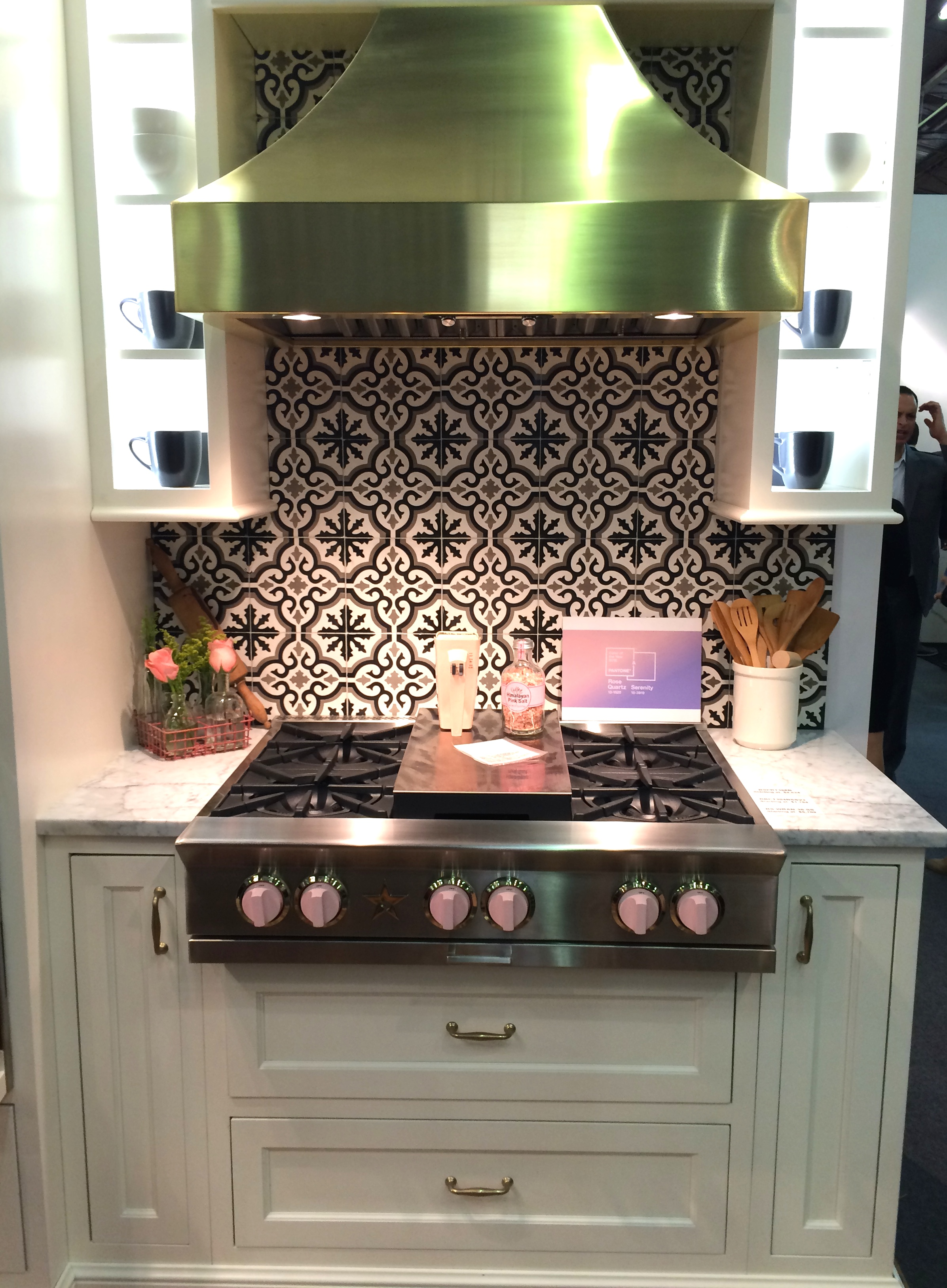 Top trends from the architectural digest show in nyc the for Latest trends in kitchen appliances