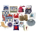 Summer, July 4th and Beach House Decor