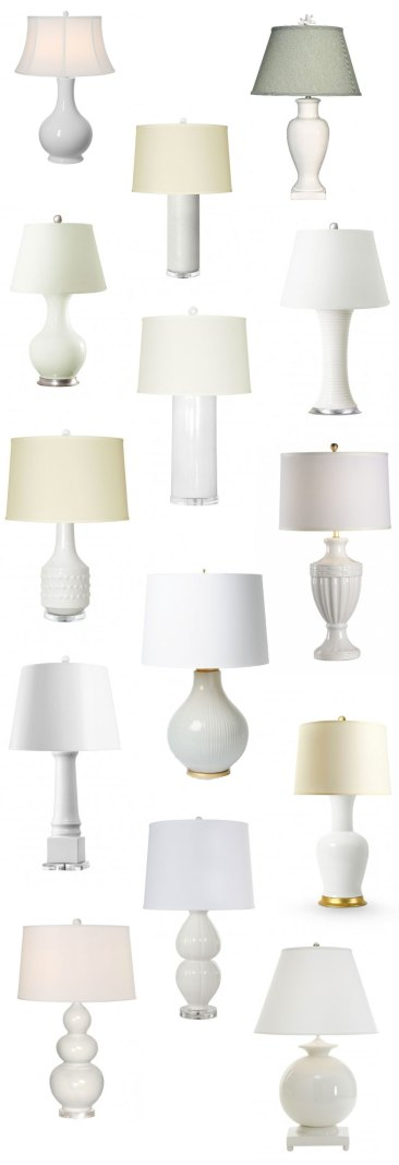 15 Best White Lamps
