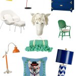 Bright Colorful and Unexpected Items for Kids Rooms!