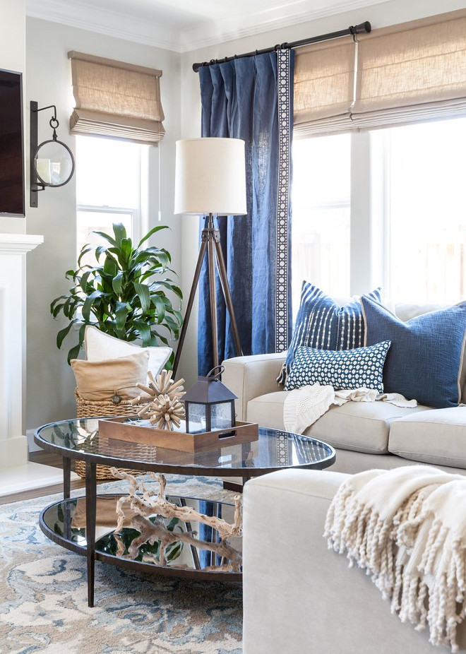Nantucket Nautical | The Well Appointed House Blog: Living ...