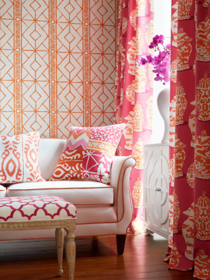 Dana Gibson Fabrics and Wallcoverings at Stroheim & Decorative ...