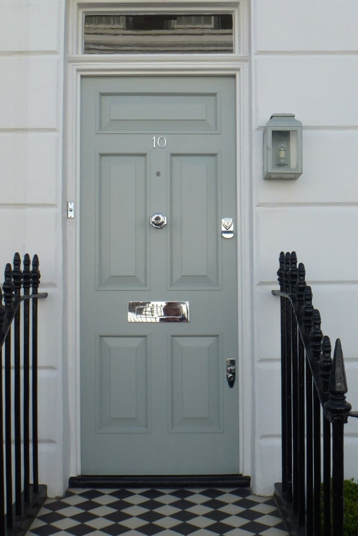 Farrow and Ball door 3