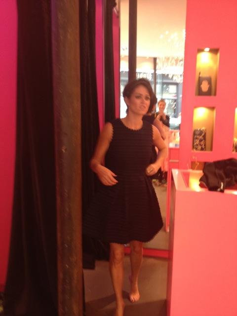 "Dressing Room ""Golden Eggs"" - Wendy Stapleton Reyes at Alaia"