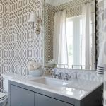 Imperial Trellis Wallpaper by Schumacher